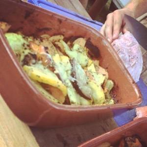 groentenschaal